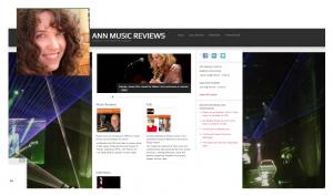 AnnReviews.com : Ann Reviews Music and Artists