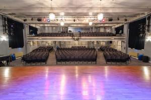 Jeanne Rimsky Theatre Interior